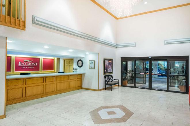 普莱恩菲尔德-印第安纳波利斯机场贝蒙特套房酒店 - 平原镇 - 柜台