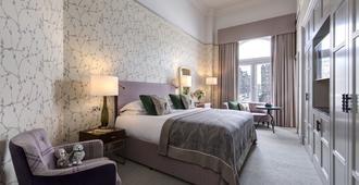 爱丁堡巴尔莫勒尔酒店 - 爱丁堡 - 睡房
