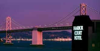 港湾金普敦酒店 - 旧金山 - 户外景观
