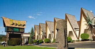 蒂基度假酒店 - 乔治湖 - 建筑