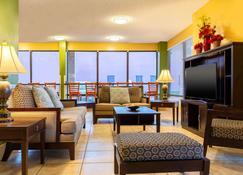 阿灵顿高地凯艺酒店 - 阿林顿 - 客厅