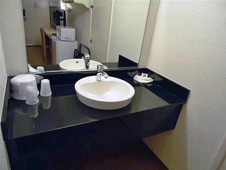 阿马里洛西部6号汽车旅馆 - 阿马里洛 - 浴室