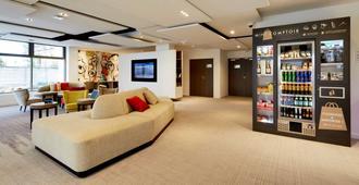 特鲁瓦凯瑞德中心公寓 - 特鲁瓦 - 休息厅