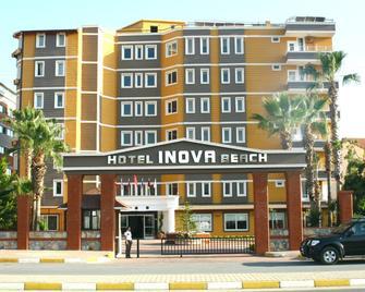 森萨伊诺瓦式海滩酒店 - Konakli - 建筑