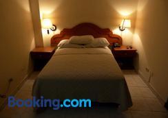 蒙特利尔酒店 - 巴拿马城 - 睡房