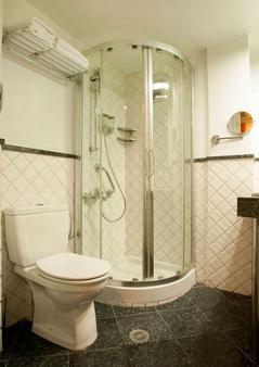 贝斯特韦斯特伊利西亚酒店 - 雅典 - 浴室