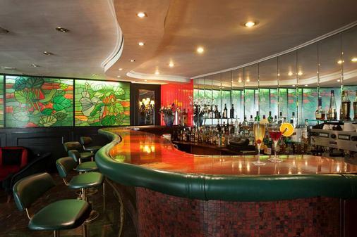贝斯特韦斯特伊利西亚酒店 - 雅典 - 酒吧