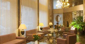 贝斯特韦斯特伊利西亚酒店 - 雅典 - 休息厅