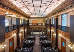 西一景及公寓酒店 - 多伦多 - 餐馆