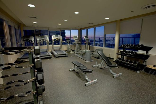 西一景及公寓酒店 - 多伦多 - 健身房