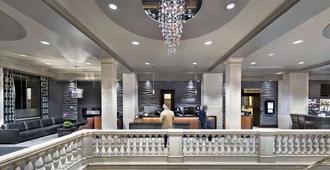西一景及公寓酒店 - 多伦多 - 大厅
