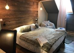 和平客栈 - 布里昂松 - 睡房