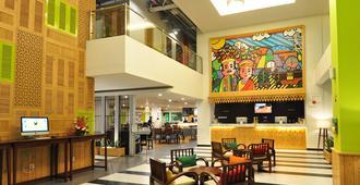 克拉马特麦克松酒店 - 雅加达 - 大厅