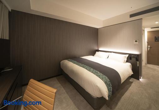 格兰比亚大阪维斯奇欧酒店 - 大阪 - 睡房