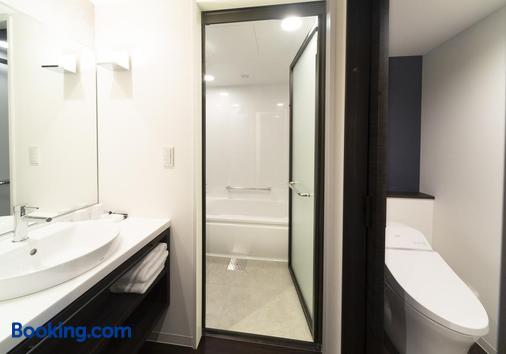 格兰比亚大阪维斯奇欧酒店 - 大阪 - 浴室