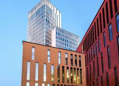 凯隆码摩利夫酒店及会议中心 - 马尔默 - 建筑