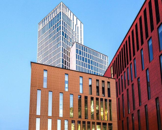凯瑞华晟码摩利夫酒店及会议中心 - 马尔默 - 建筑
