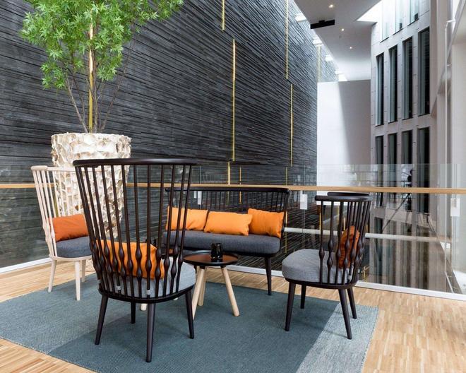 凯瑞华晟码摩利夫酒店及会议中心 - 马尔默 - 阳台