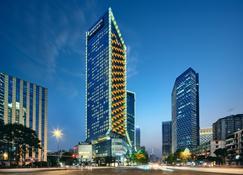 成都仁恒洲际行政公寓 - 成都 - 建筑