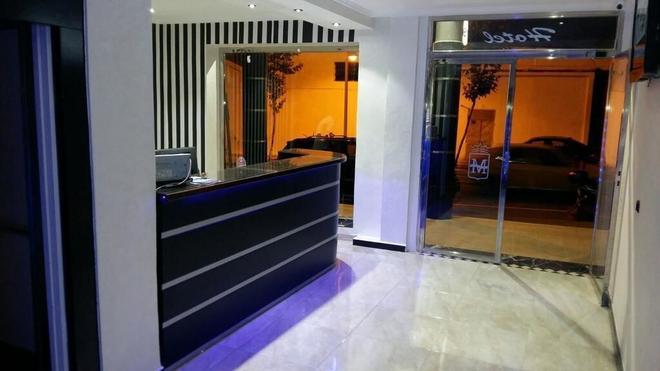 玛瑞纳酒店 - 得土安 - 柜台