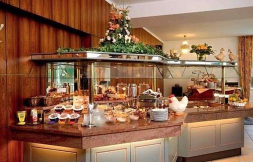 科隆伯尼花园酒店 - 科隆 - 自助餐