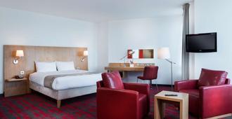 丽柏酒店-鸭巴甸 - 阿伯丁 - 睡房