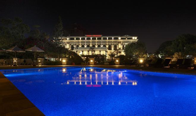夏恩克酒店 - 加德满都 - 游泳池