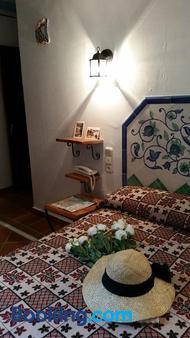 Hostal La Ninfa - 格拉纳达 - 睡房