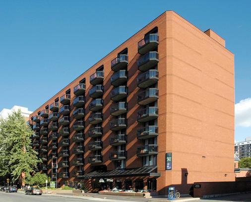 卡地亚广场套房酒店 - 渥太华 - 建筑