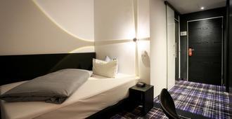 申普酒店 - 奥格斯堡 - 睡房