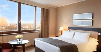 布拉格科林西亚酒店 - 布拉格 - 睡房