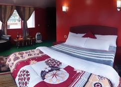 拉玛酒店 - Lukla - 睡房