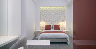 雅典亚马逊酒店 - 雅典 - 睡房