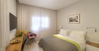 特拉维夫迪岑哥夫208酒店 - 特拉维夫 - 睡房