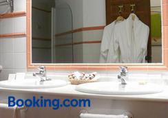 波萨达圣何塞酒店 - 昆卡 - 浴室