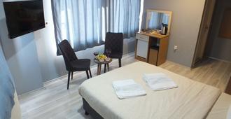 奈拉酒店 - 伊斯坦布尔 - 睡房