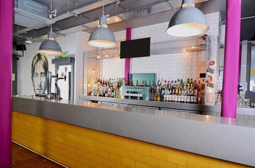 利物浦欧元青年旅社 - 利物浦 - 酒吧