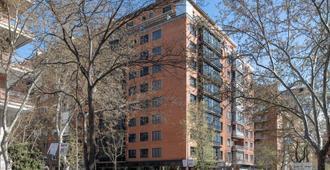 艾塔那ac酒店 - 马德里 - 建筑