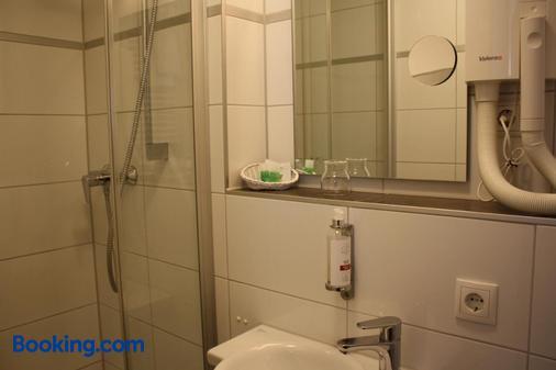 沃尔德霍恩酒店 - 腓特烈港 - 浴室