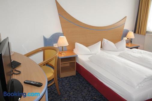 沃尔德霍恩酒店 - 腓特烈港 - 睡房