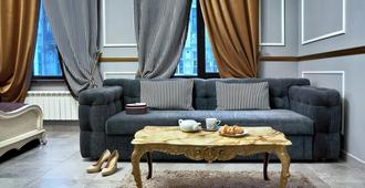 塞尔特精品公寓酒店 - 基辅 - 睡房