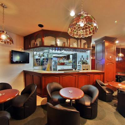 托卢卡贝斯特韦斯特酒店 - 托卢卡 - 酒吧