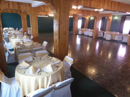 托卢卡贝斯特韦斯特酒店 - 托卢卡 - 宴会厅