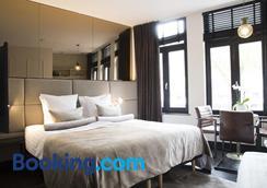 阿姆斯特尔豪斯酒店 - 阿姆斯特丹 - 睡房
