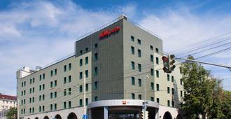 喀山中心宜必思酒店 - 喀山 - 建筑