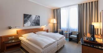 霍夫汉堡欧洲酒店 - 汉堡 - 睡房