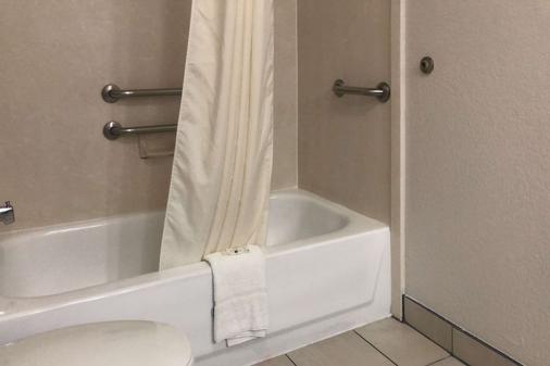 丹佛国际机场品质酒店及套房 - 丹佛 - 浴室