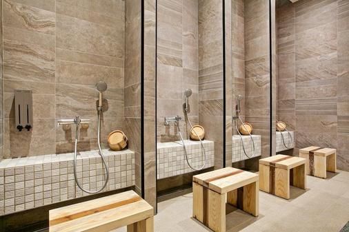 台北美丽信花园酒店 - 台北 - 浴室