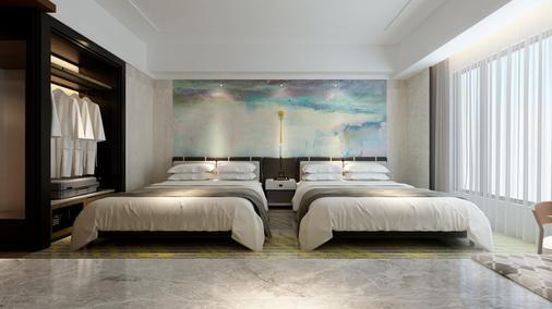台北美丽信花园酒店 - 台北 - 睡房