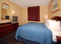 伊克诺拉奇套房旅馆 - 滑铁卢 - 睡房